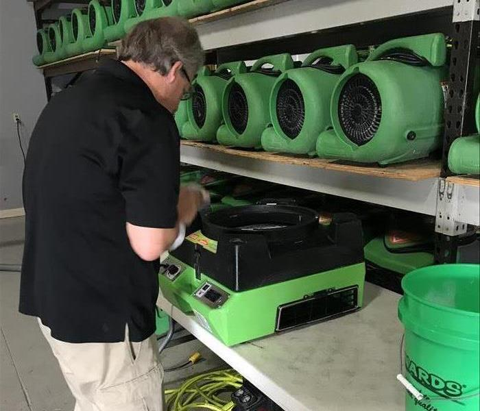 Equipment Cleaning