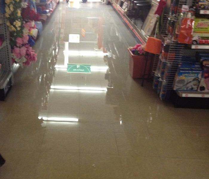 Storm Damage When Storms or Floods hit Dublin, SERVPRO is ready!