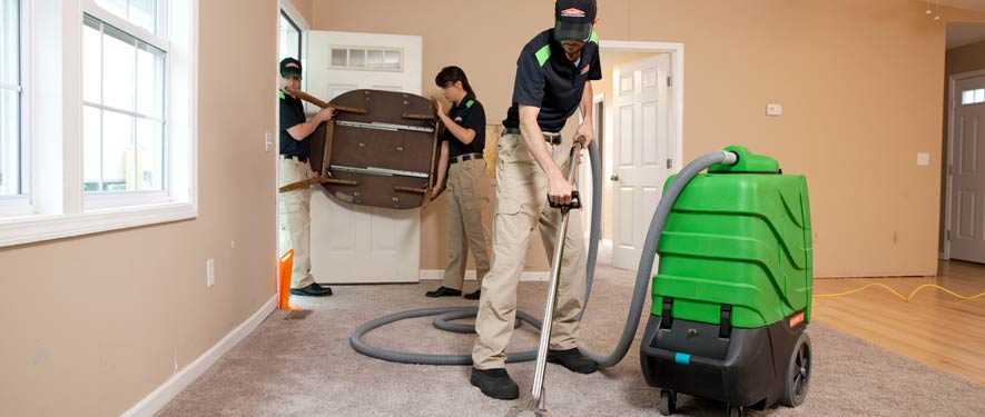Columbus, OH residential restoration cleaning